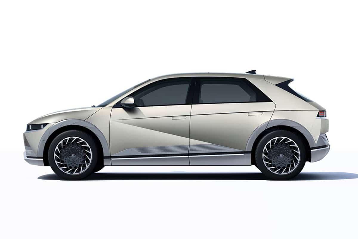 Hyundai all electric 2022 ioniq 5 7