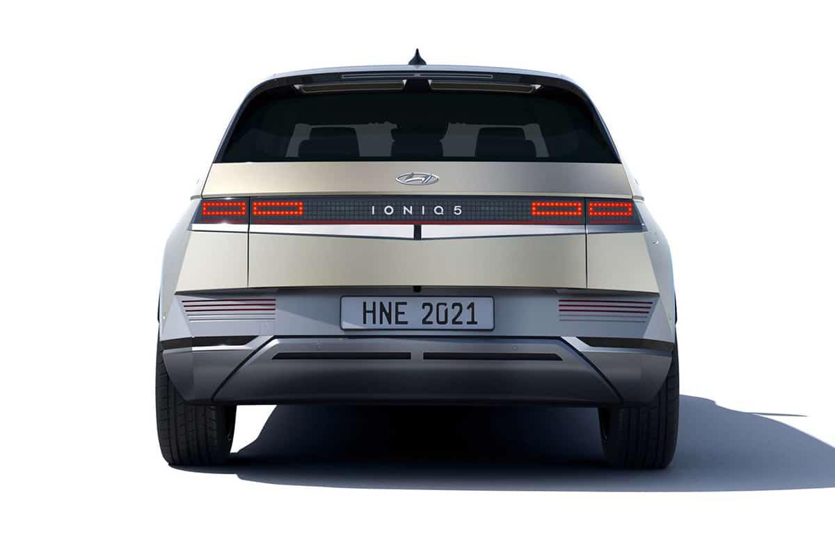 Hyundai all electric 2022 ioniq 5 8