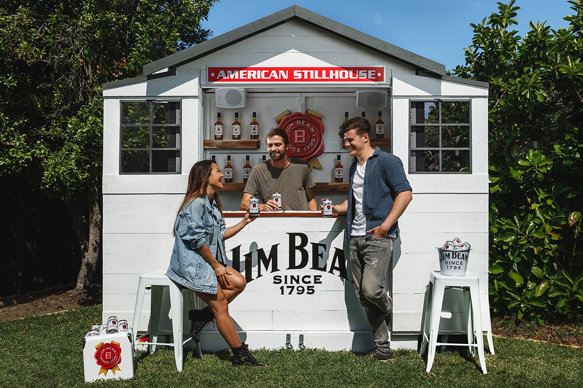 Jim beam competition