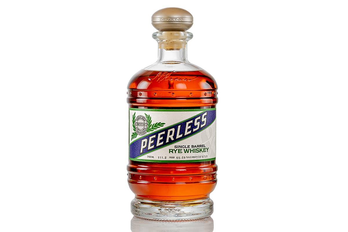 Kentucky peerless kings american brandy co rye aged in absinthe barrels 1