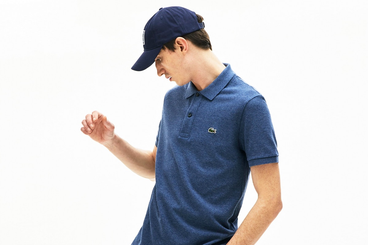 Lacoste short sleeve shirt