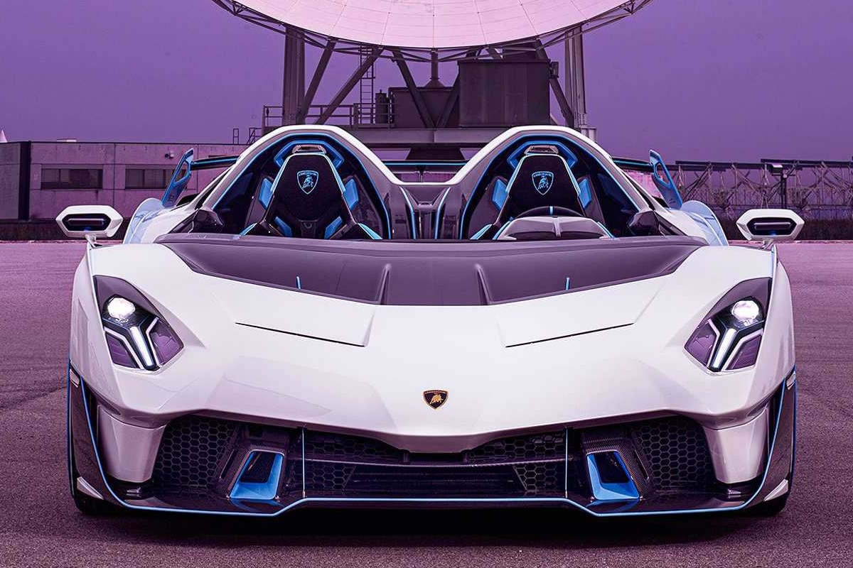Lamborghini sc20 1