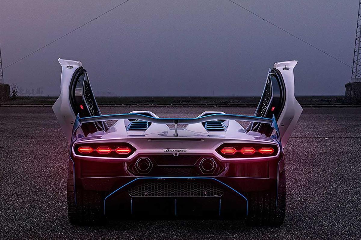 Lamborghini sc20 12