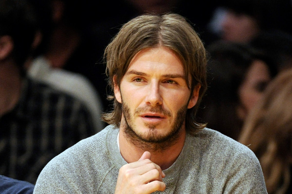 Middle part hairstyles for men 5