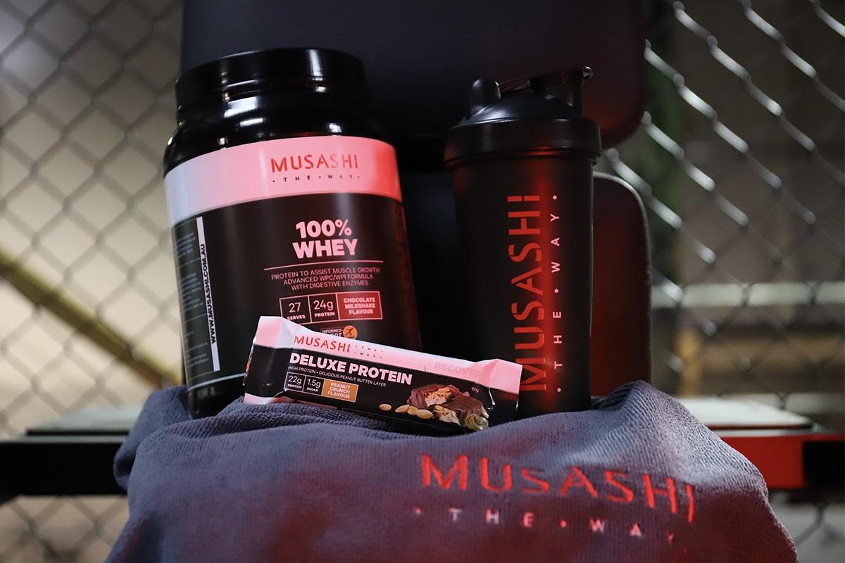 Musashi products