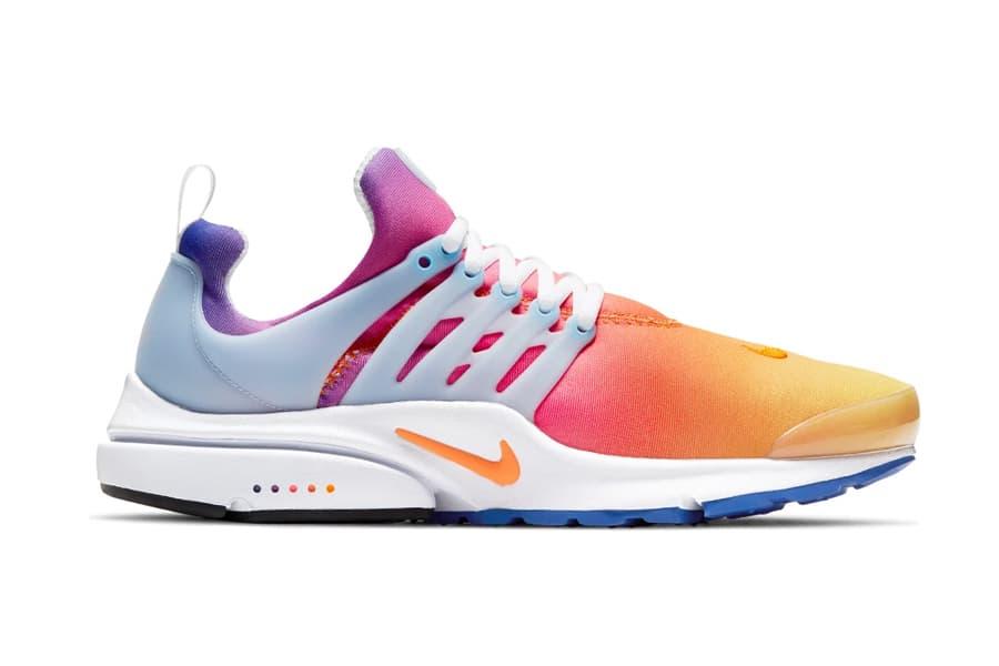 Nike air presto 'sunrise