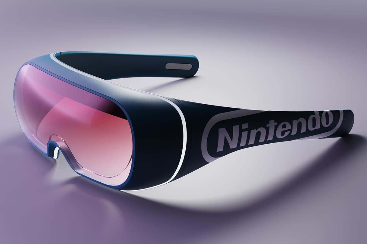 Nintendo switch ar glasses 1