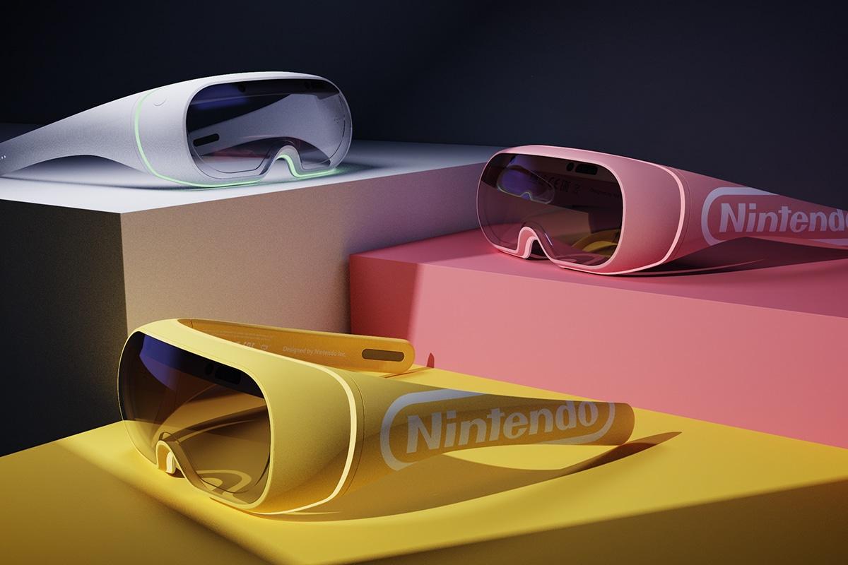 Nintendo switch ar glasses 4