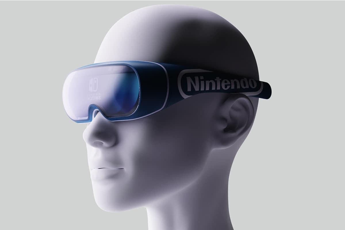 Nintendo switch ar glasses 5