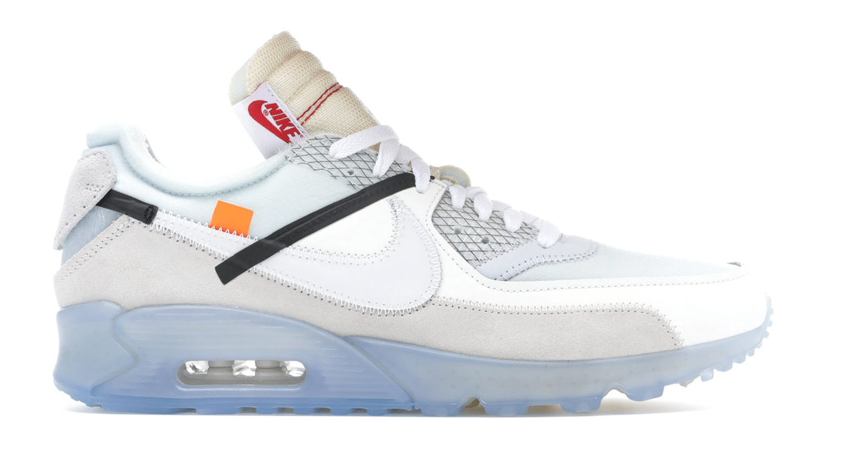 Offwhite best air max of all time