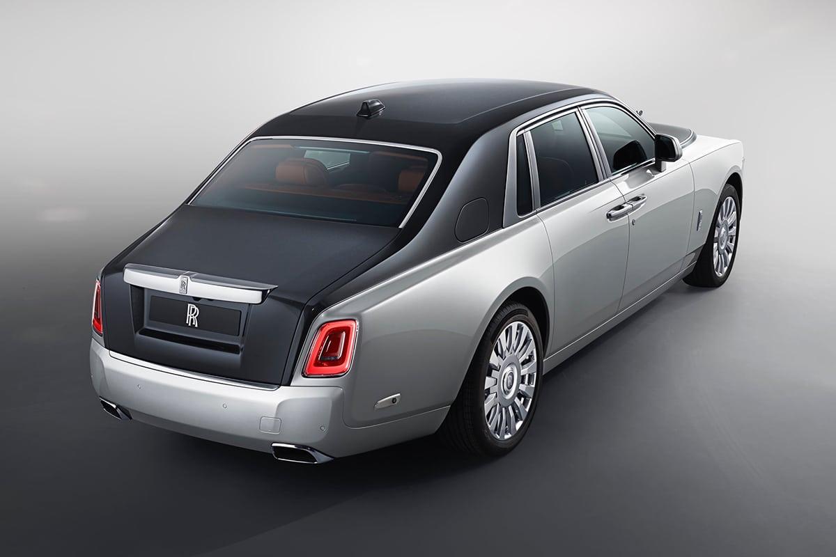 Rolls royce phantom tempus sedan 3