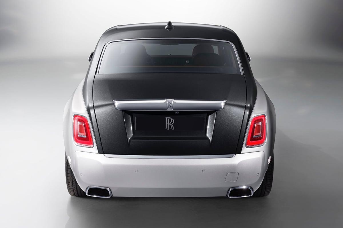Rolls royce phantom tempus sedan 5