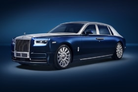 Rolls royce phantom tempus sedan 9