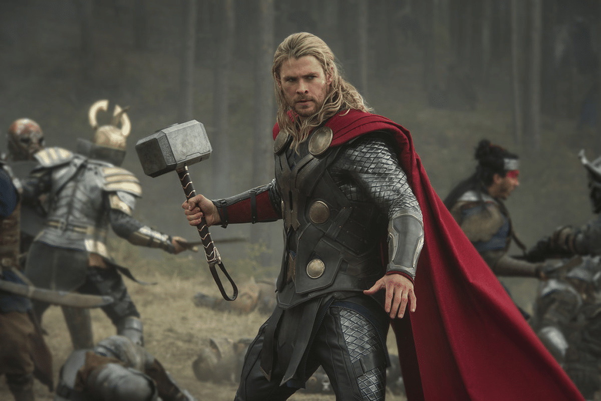 Russell crowe thor love and thunder 3