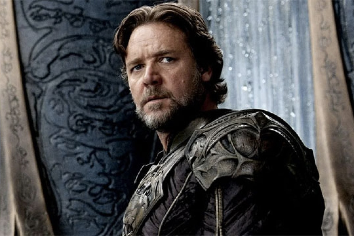 Russell Crowe Joins Cast of 'Thor: Love and Thunder' | Man of Many