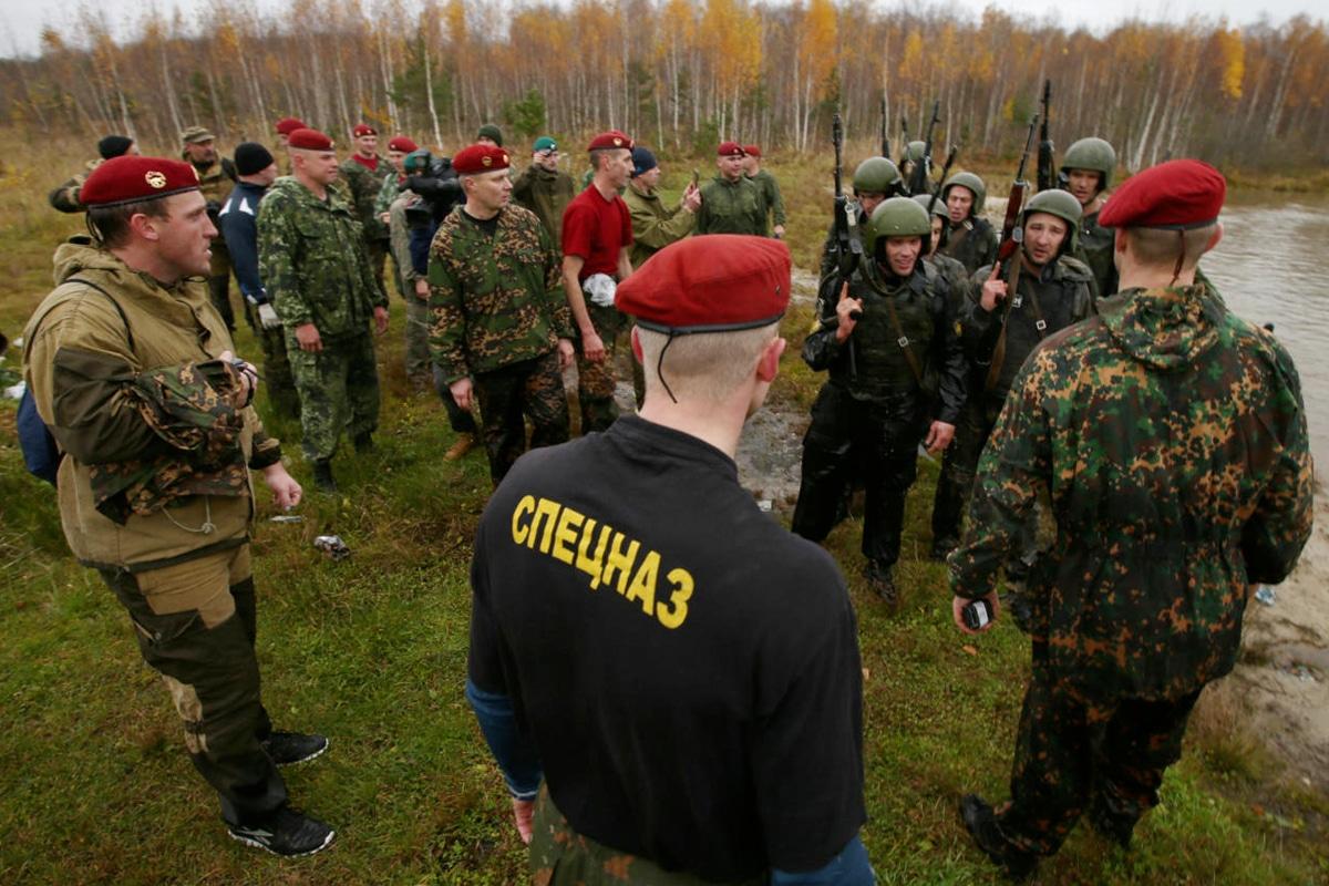 Russian alpha group spetsnaz 1