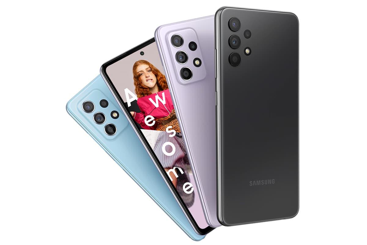 Samsung galaxy a series a