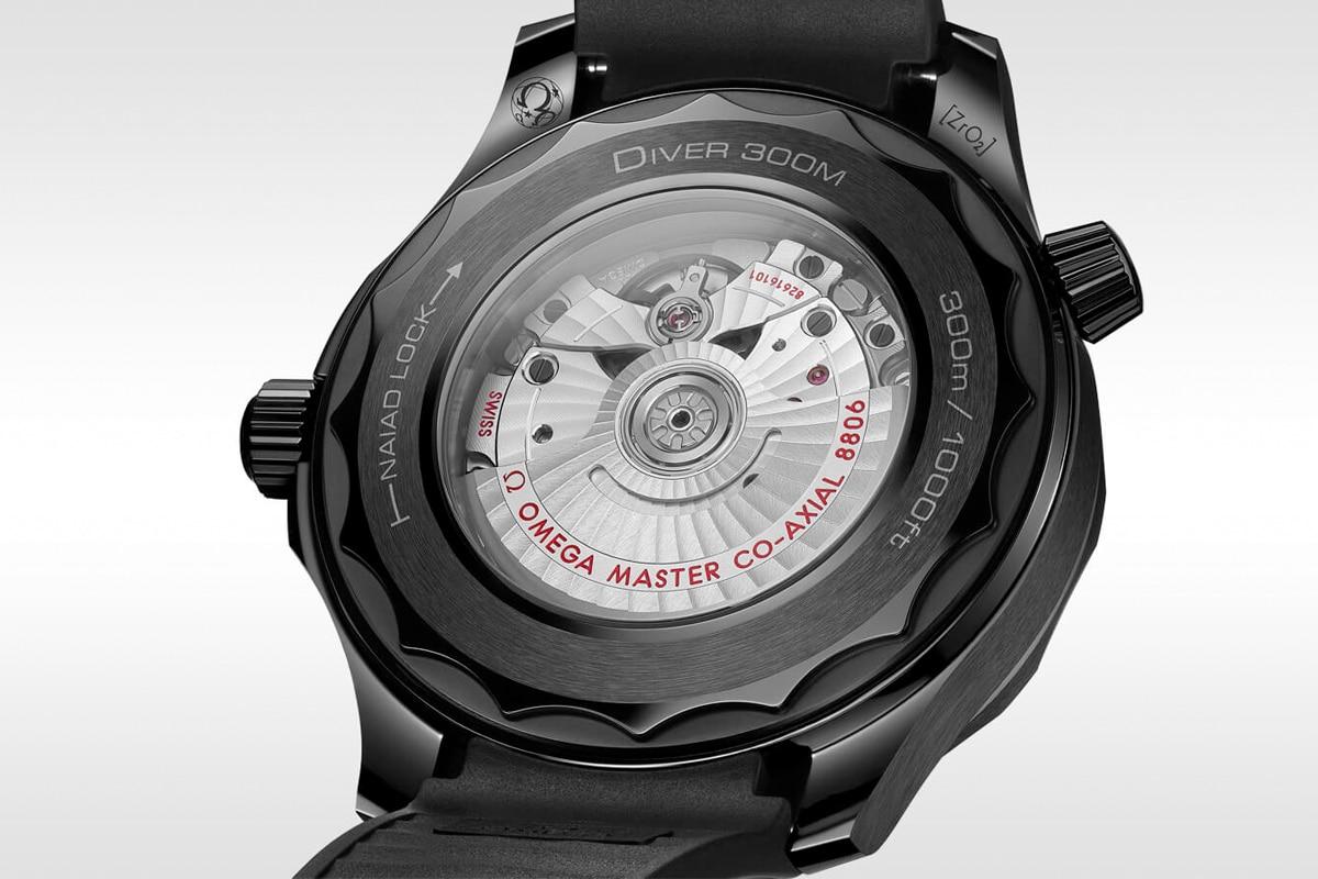 Seamaster diver 300m black black 3