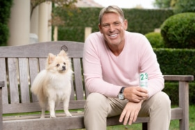 Shane warne gin and tonic