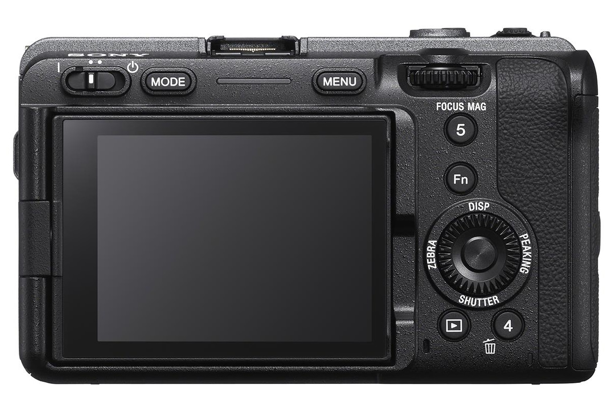 Sony fx3 cinema camera 2