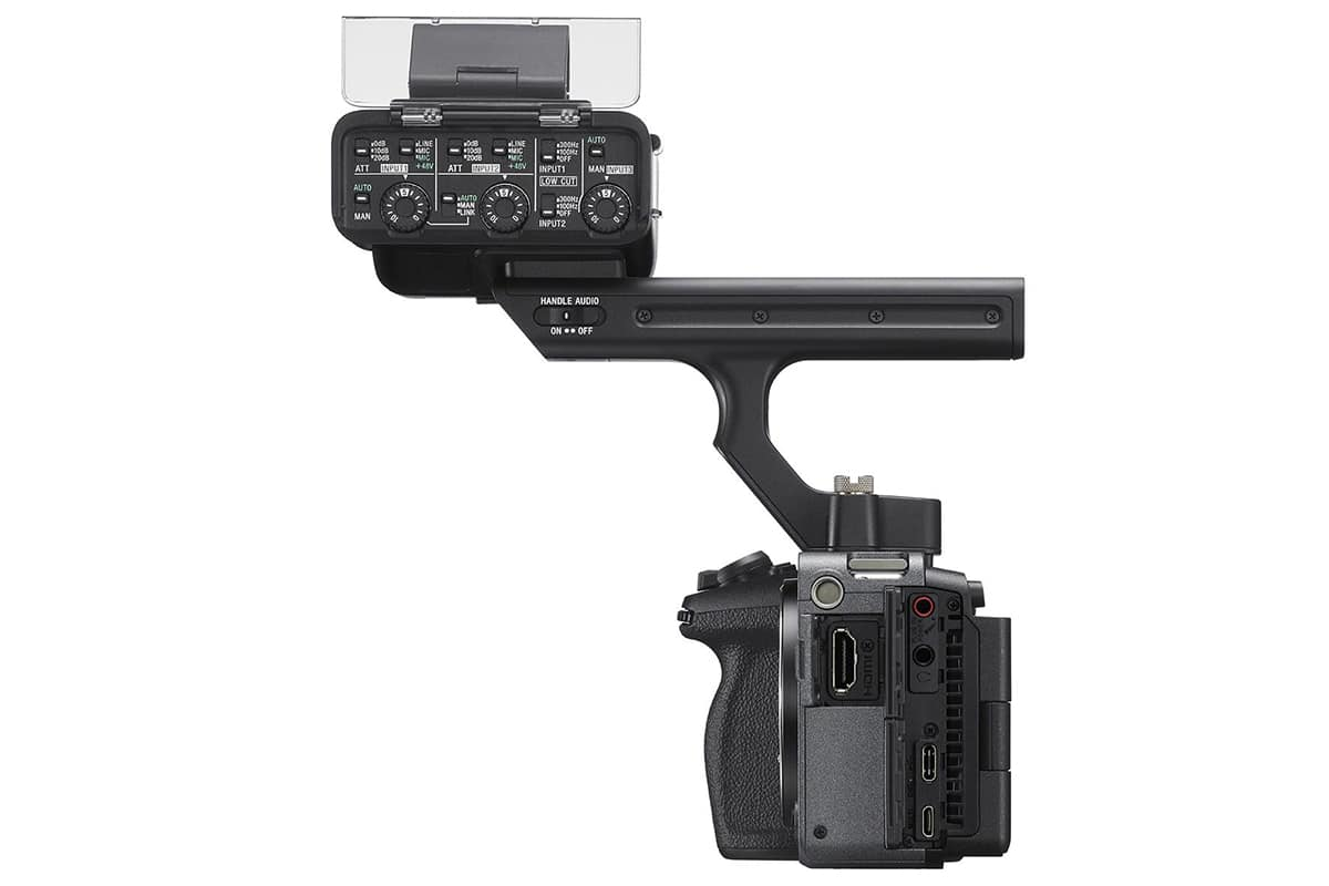 Sony fx3 cinema camera 6