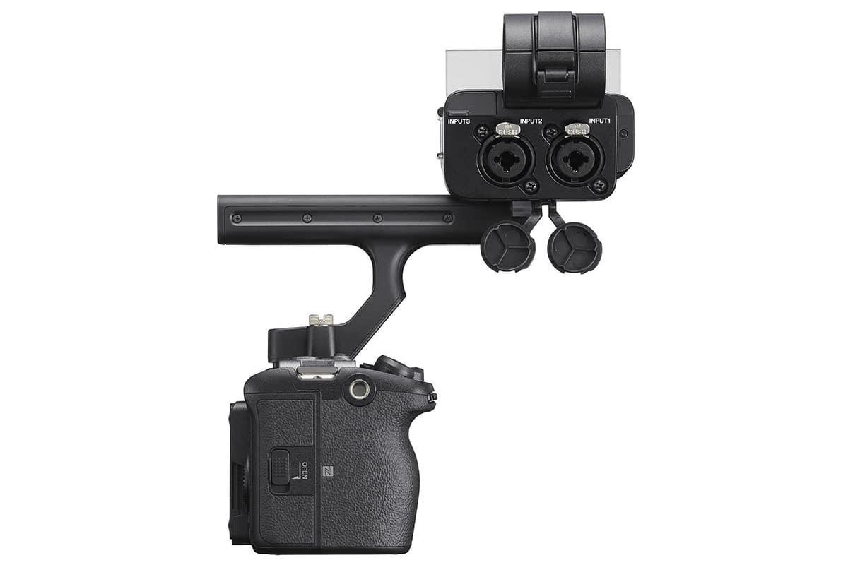 Sony fx3 cinema camera 8