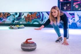 Sydney sliders curling bar