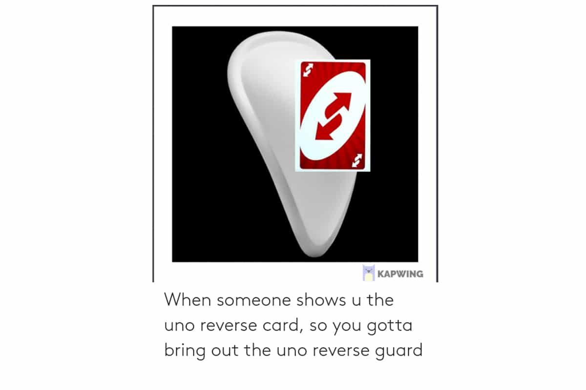 Uno reverse card 7