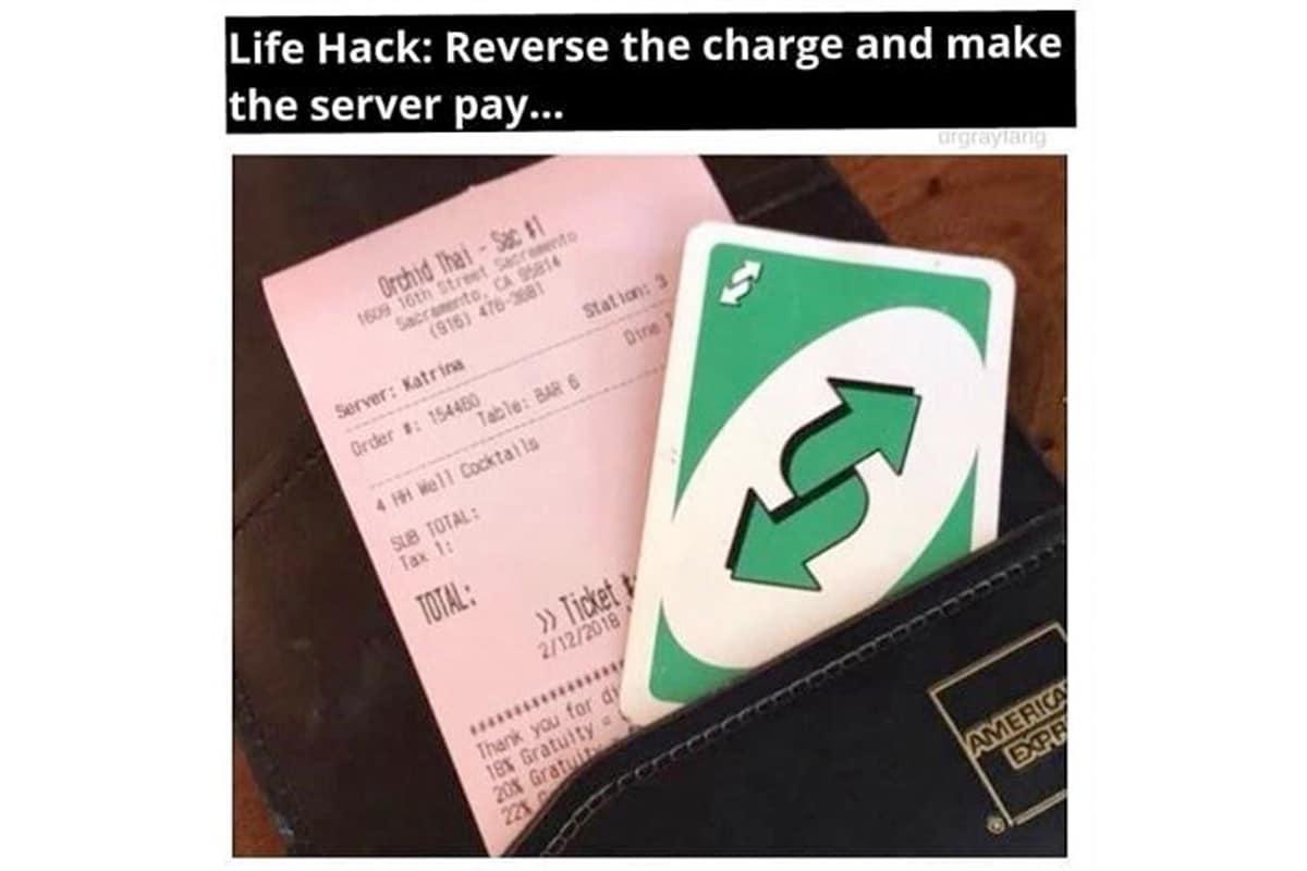 Uno reverse card 9
