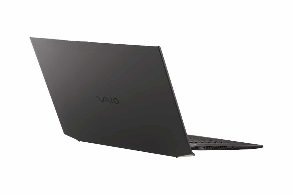 Vaio vaio z carbon fibre laptop 2