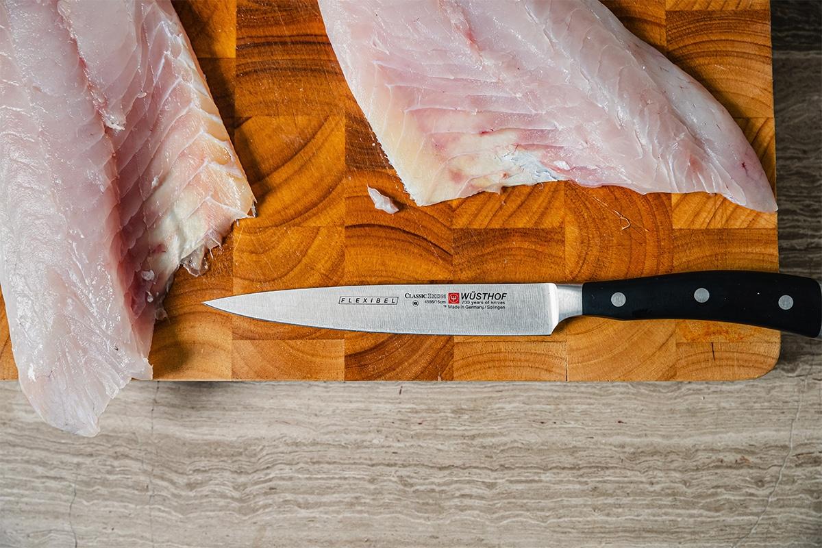 Wusthof Flexibel knife