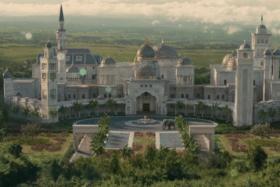 zamunda royal palace