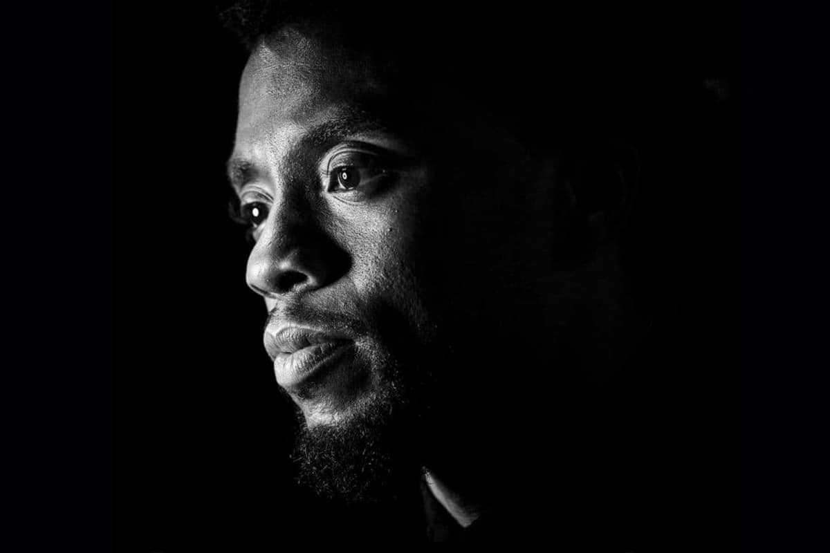 1 chadwick boseman portrait of an artist