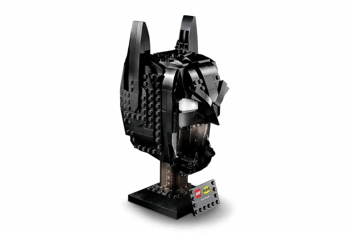 1 lego batman cowl building set