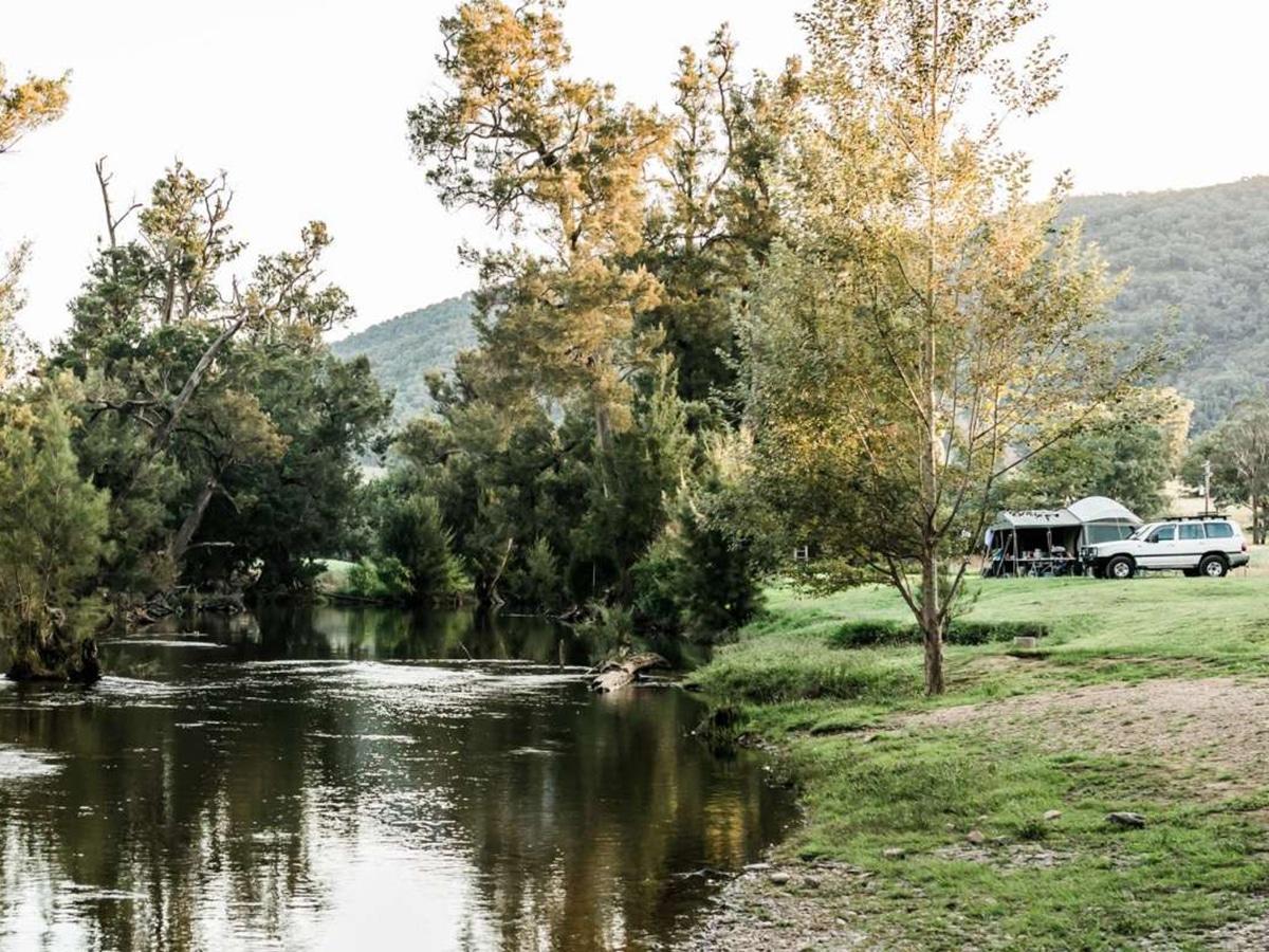 wee jasper reserves camping spot