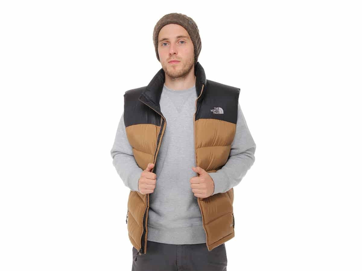 The North Face Mens Nuptse 2 Vest