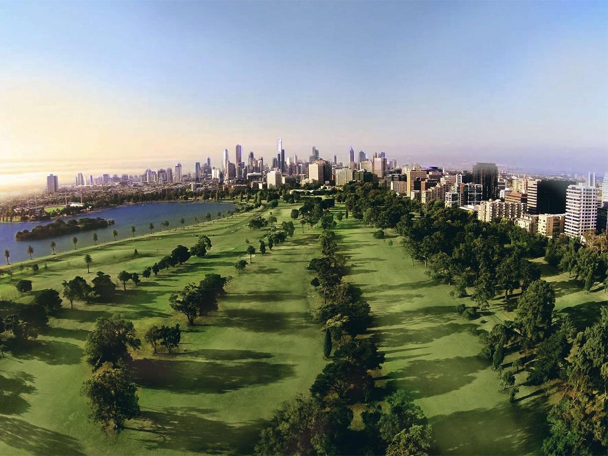Albert Park Golf