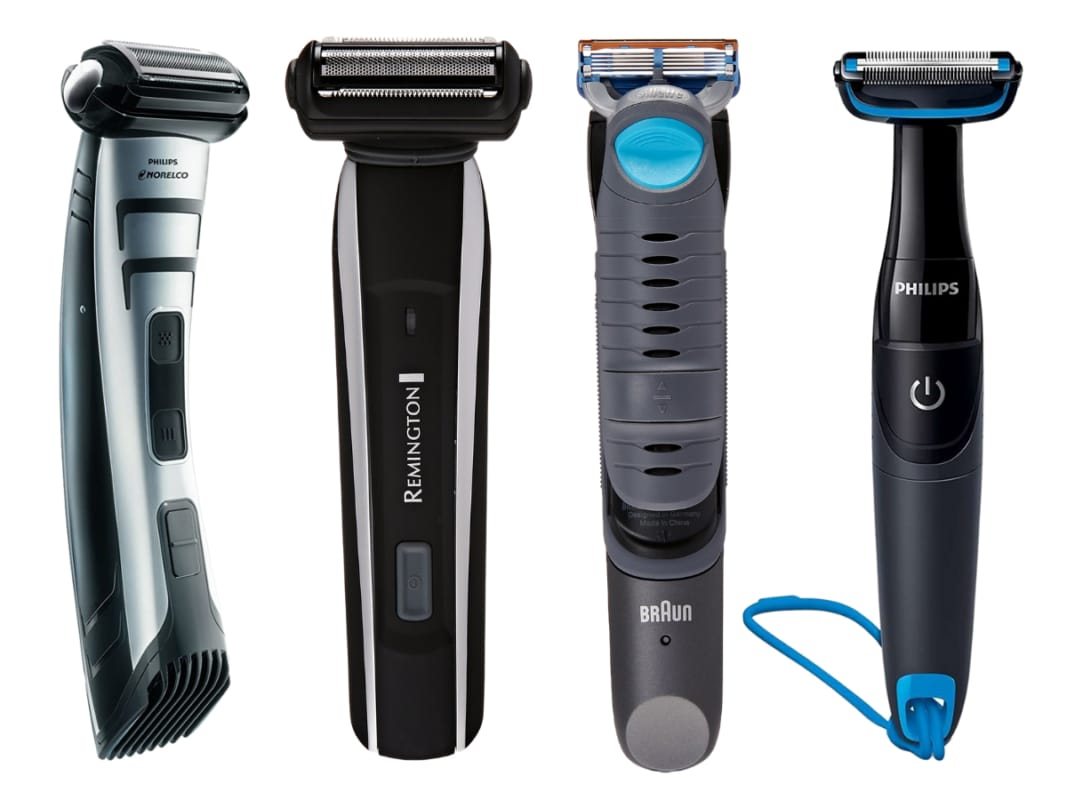 12 best body groomers trimmers for manscaping