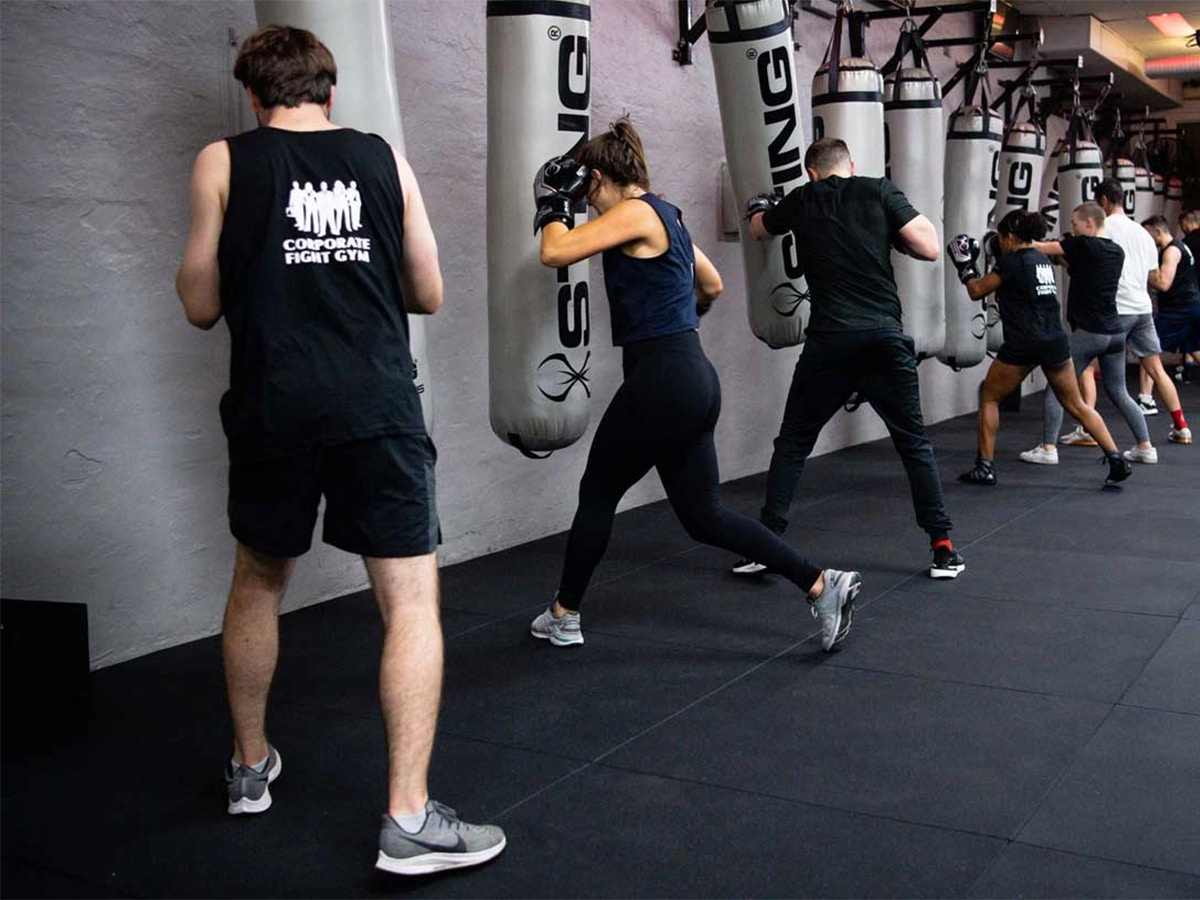 Corporate Fitness Centre, Surry Hills