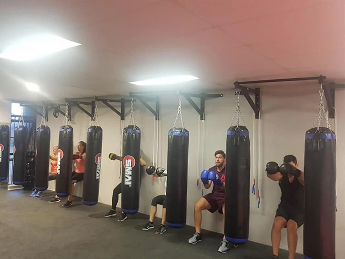 Gairy St Clair Boxing Fitness, Kirrawee