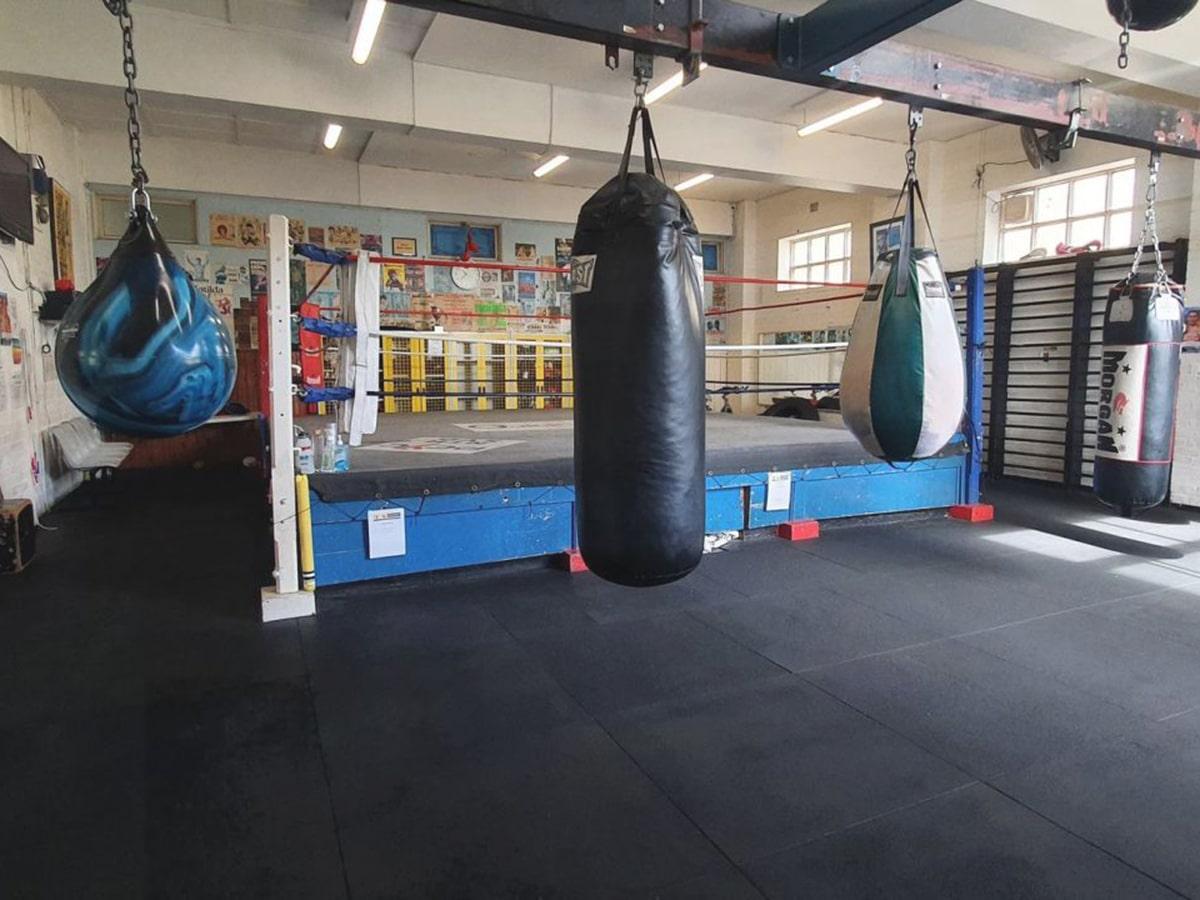 north sydney pcyc boxing gym