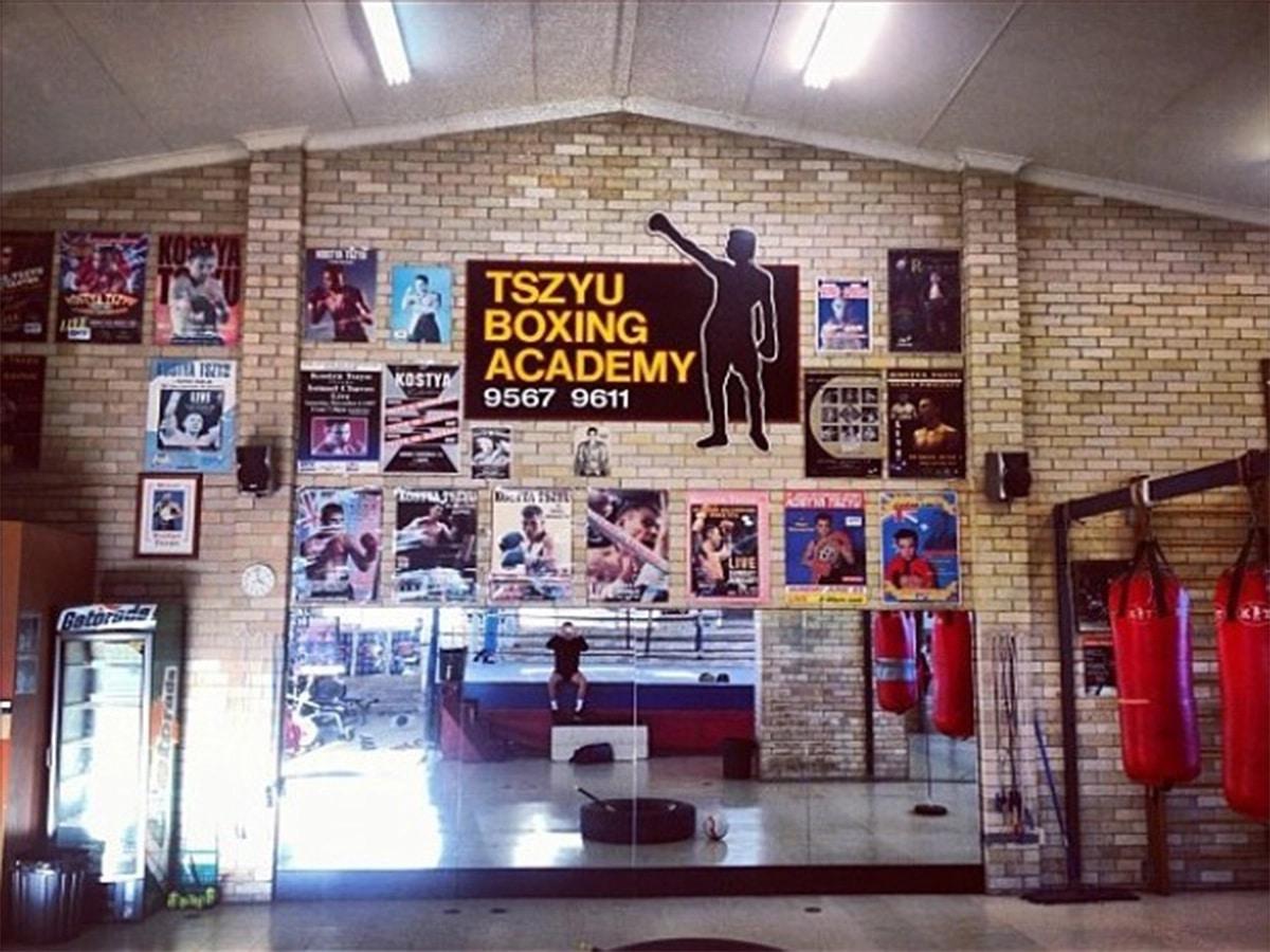 Tszyu Boxing Academy, Rockdale