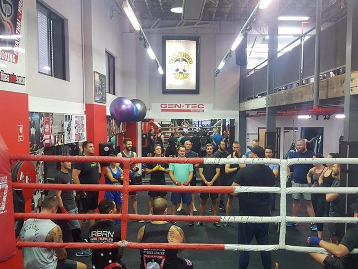 Ultimate Fitness Centre, CBD