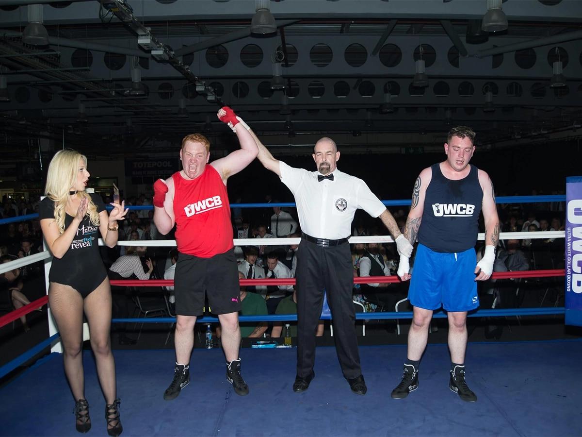 White Collar Boxing, Brookvale