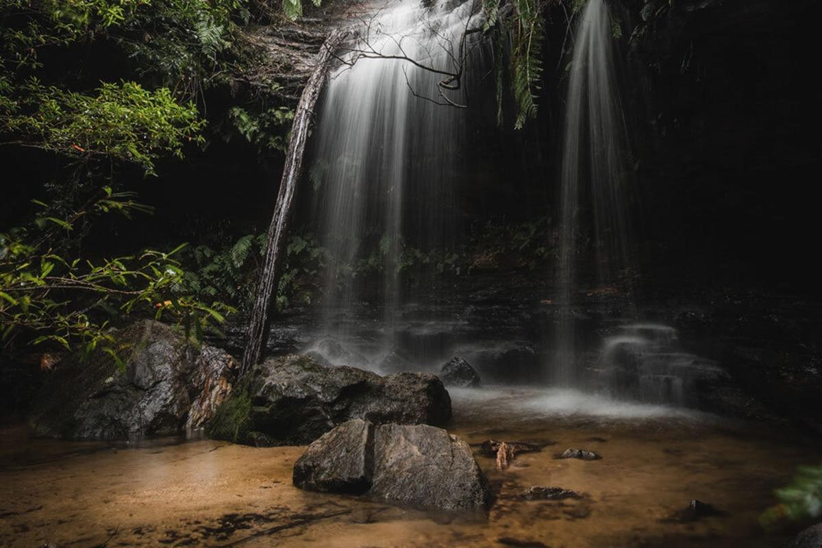 South Lawson Waterfall Circular Walking Track
