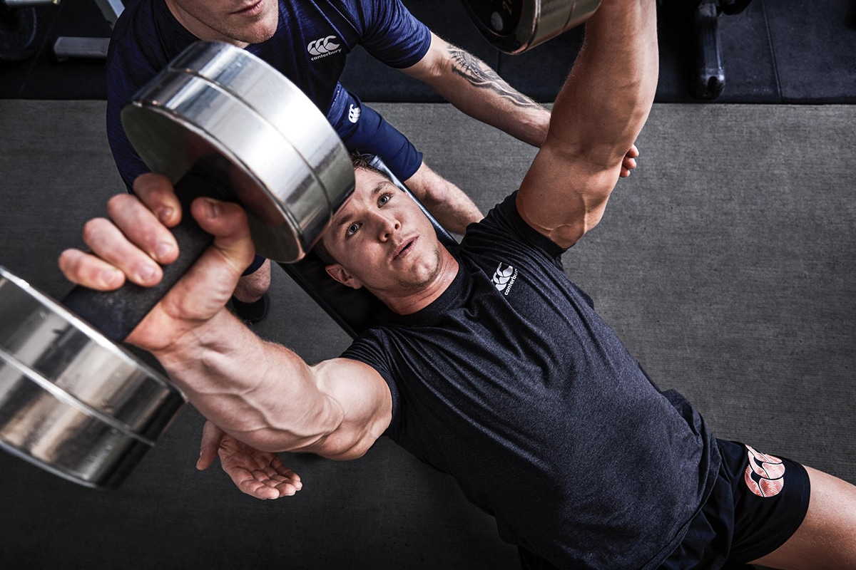 canterbury men's gym Training Clothing