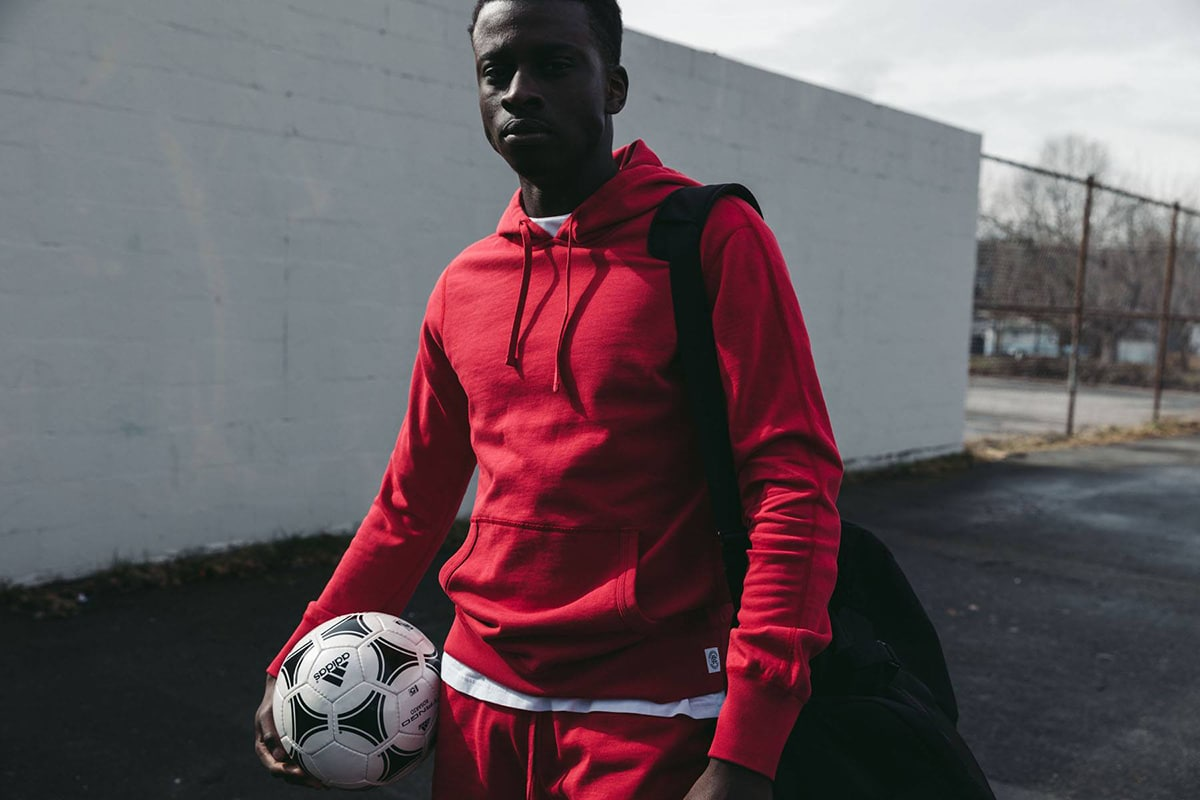 reigning champs men's Activewear Clothing
