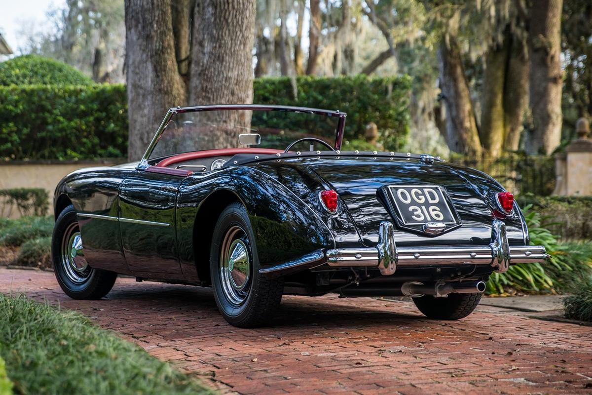 1954 swallow doretti roadster 2