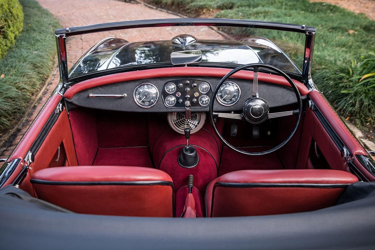 1954 swallow doretti roadster 3