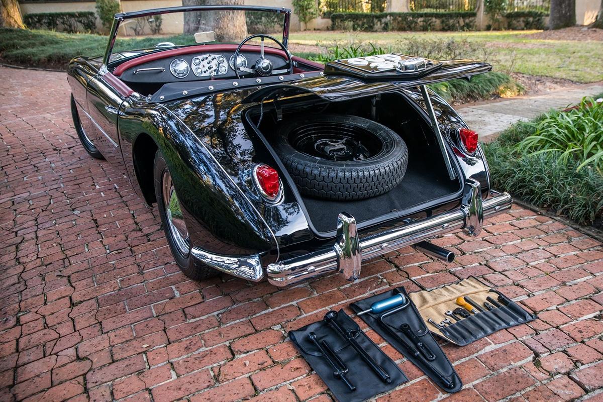 1954 swallow doretti roadster 7